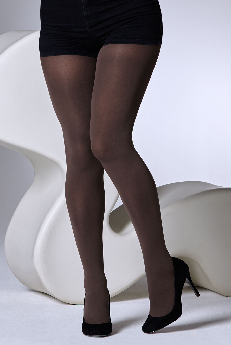 100 Denier Tights Mocha