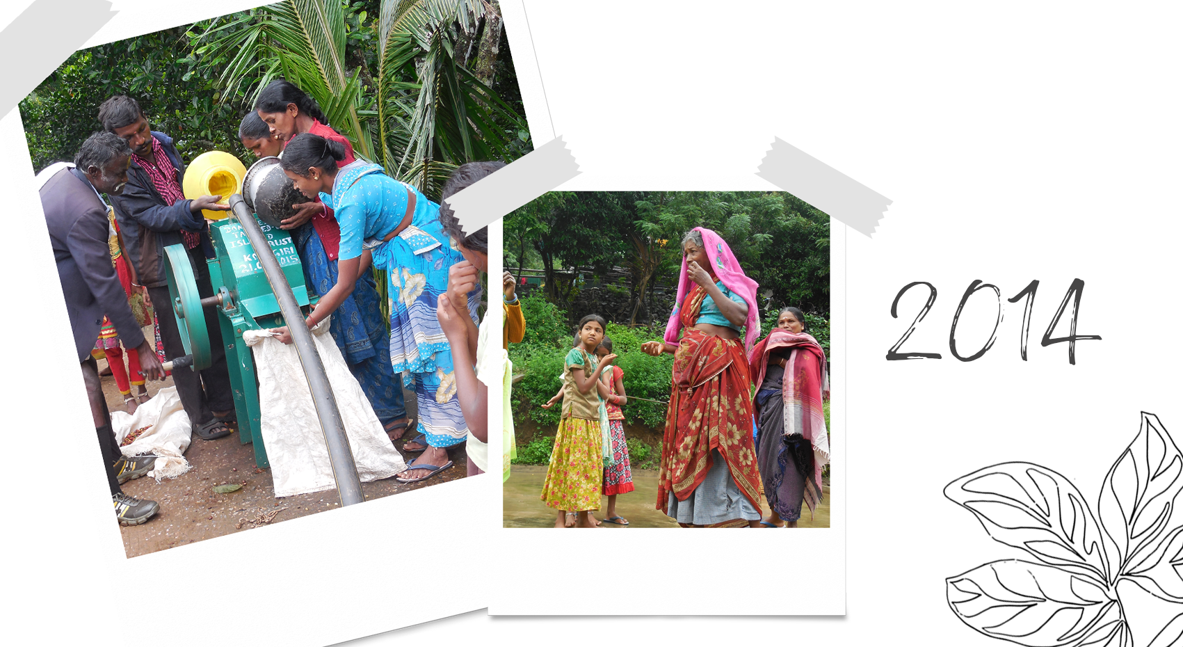 Tamwed charity organisation rural India