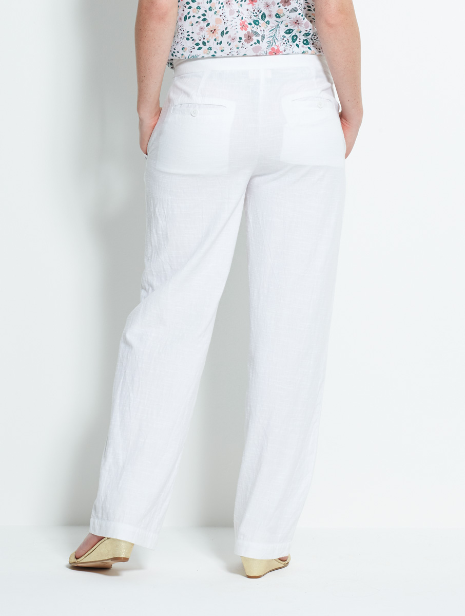 Cotton Sailor Trousers