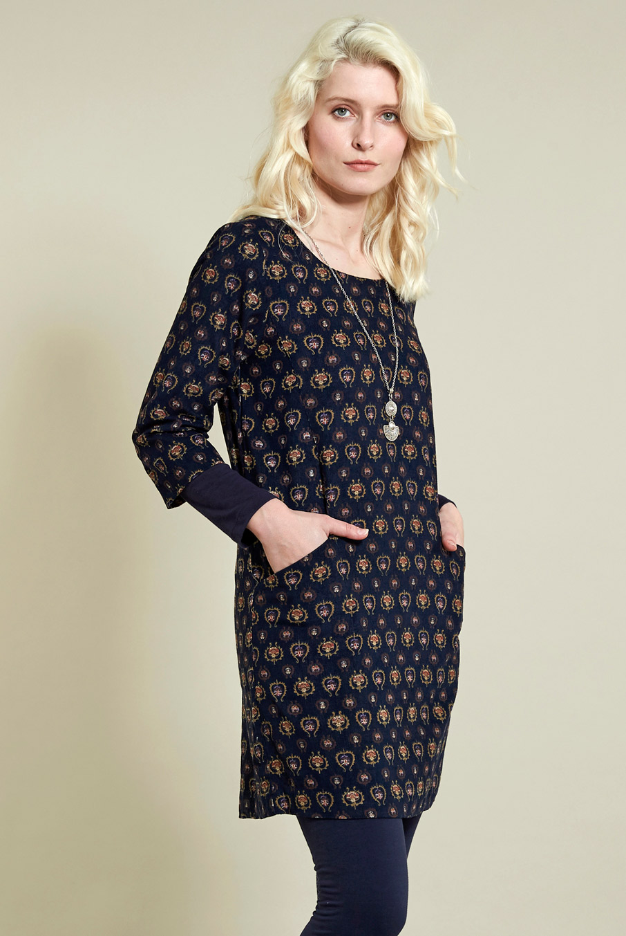 Folk Tunic Dress