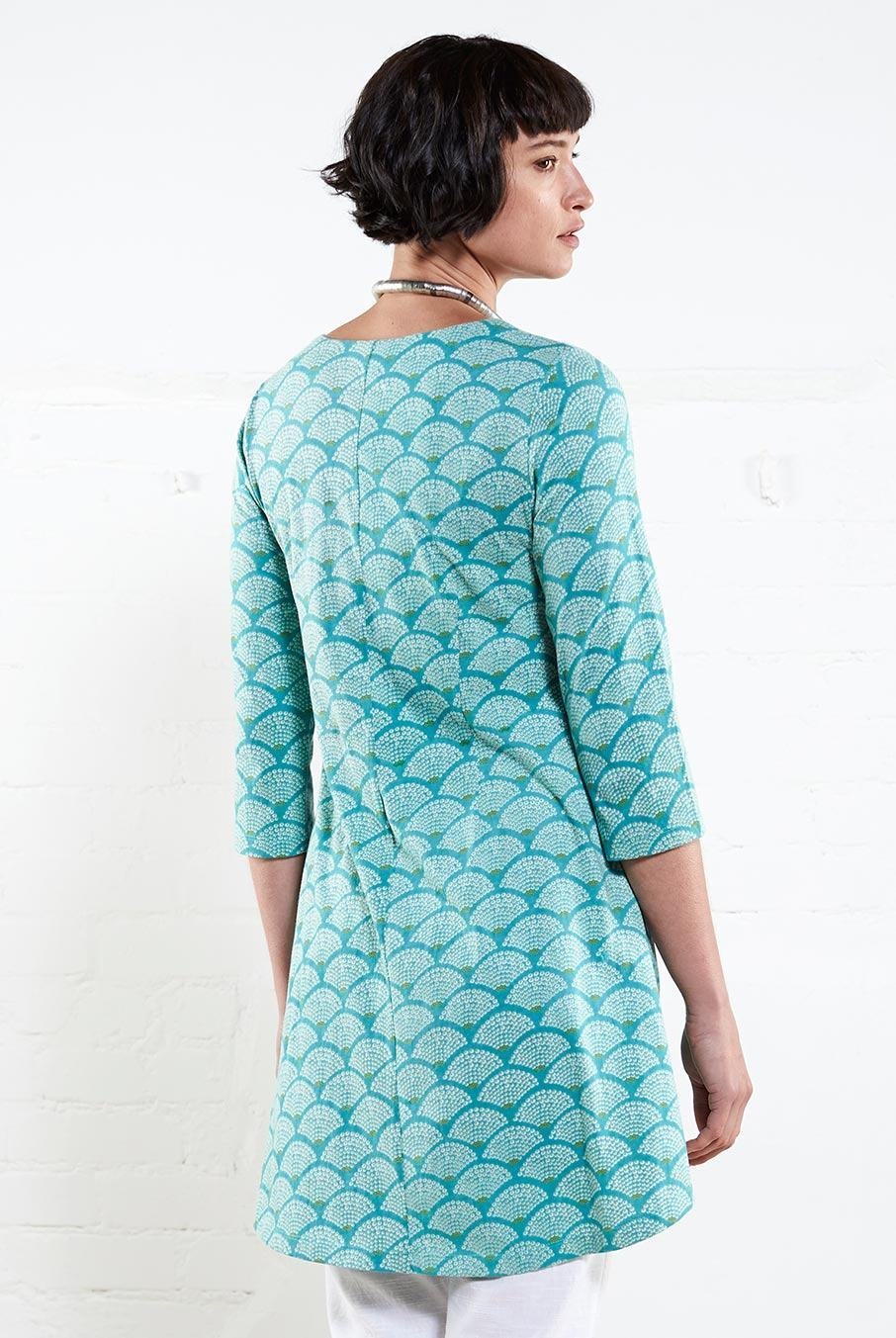 Printed Swing Tunic