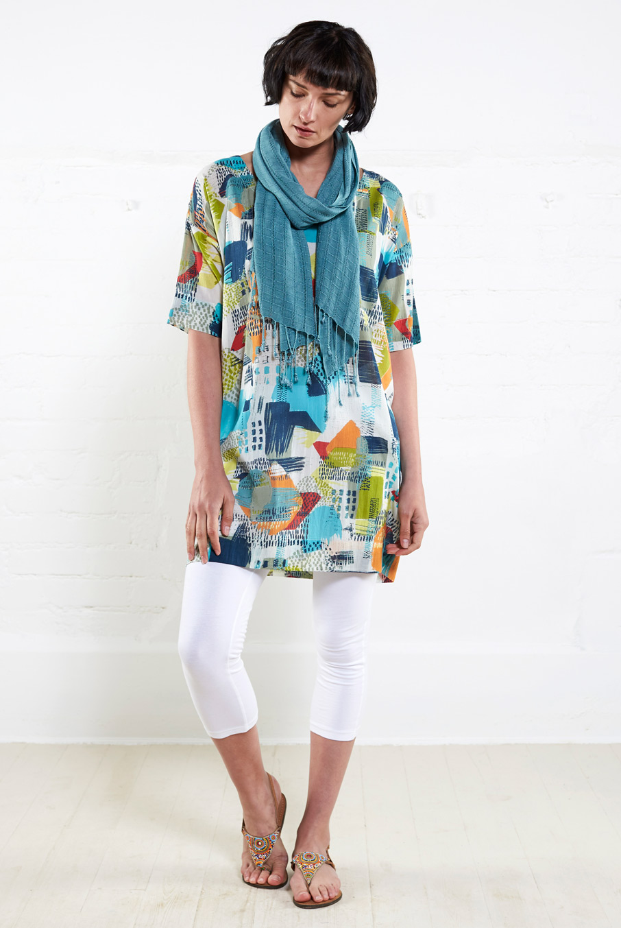Slouch Tunic