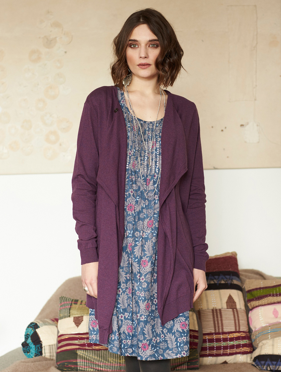 Nomads Clothing - Longline Waterfall Cardigan