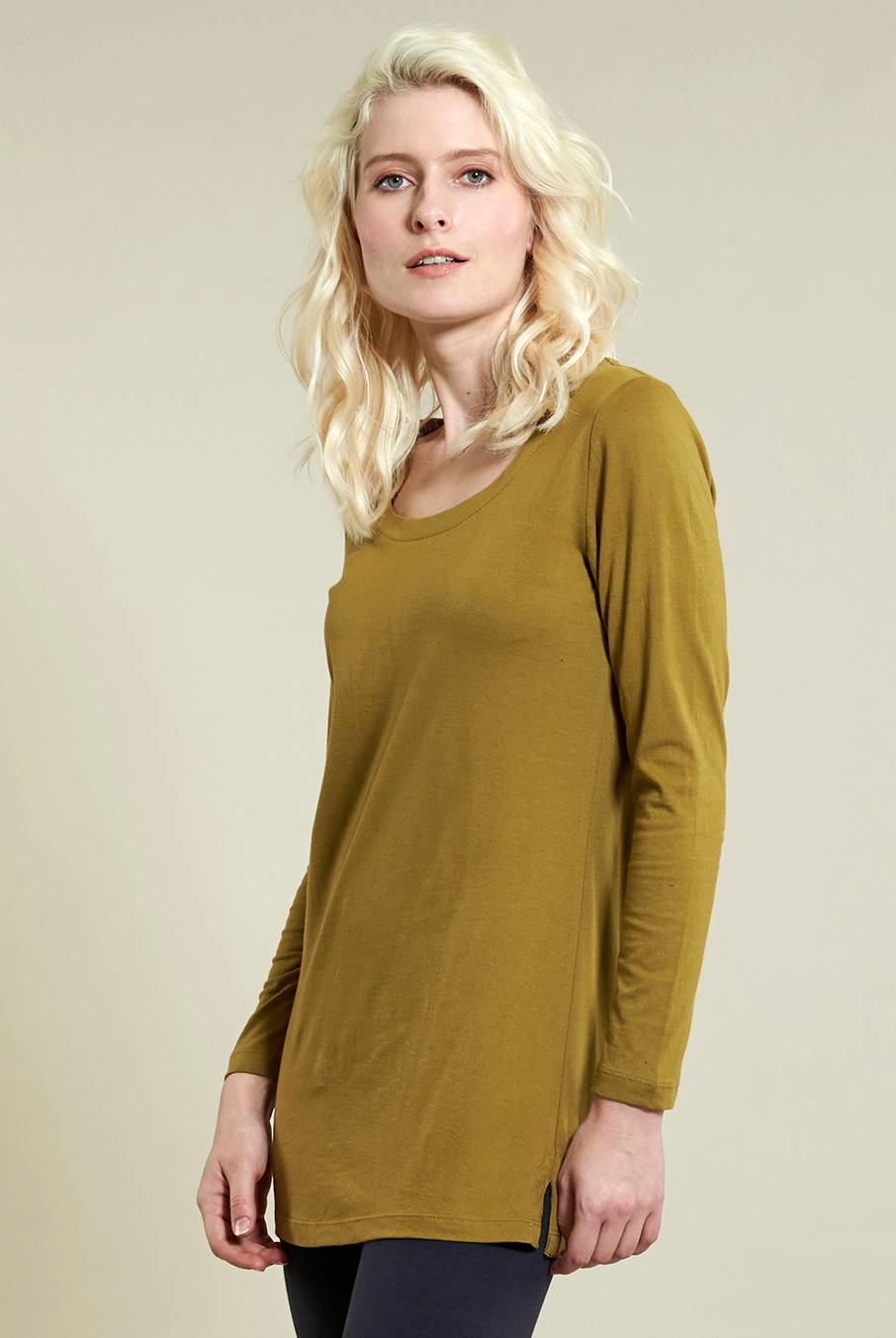 Long Layering Top