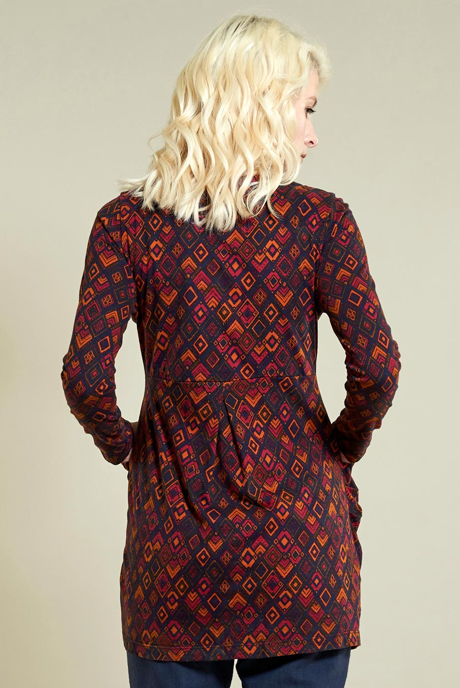 Prism Tunic Top