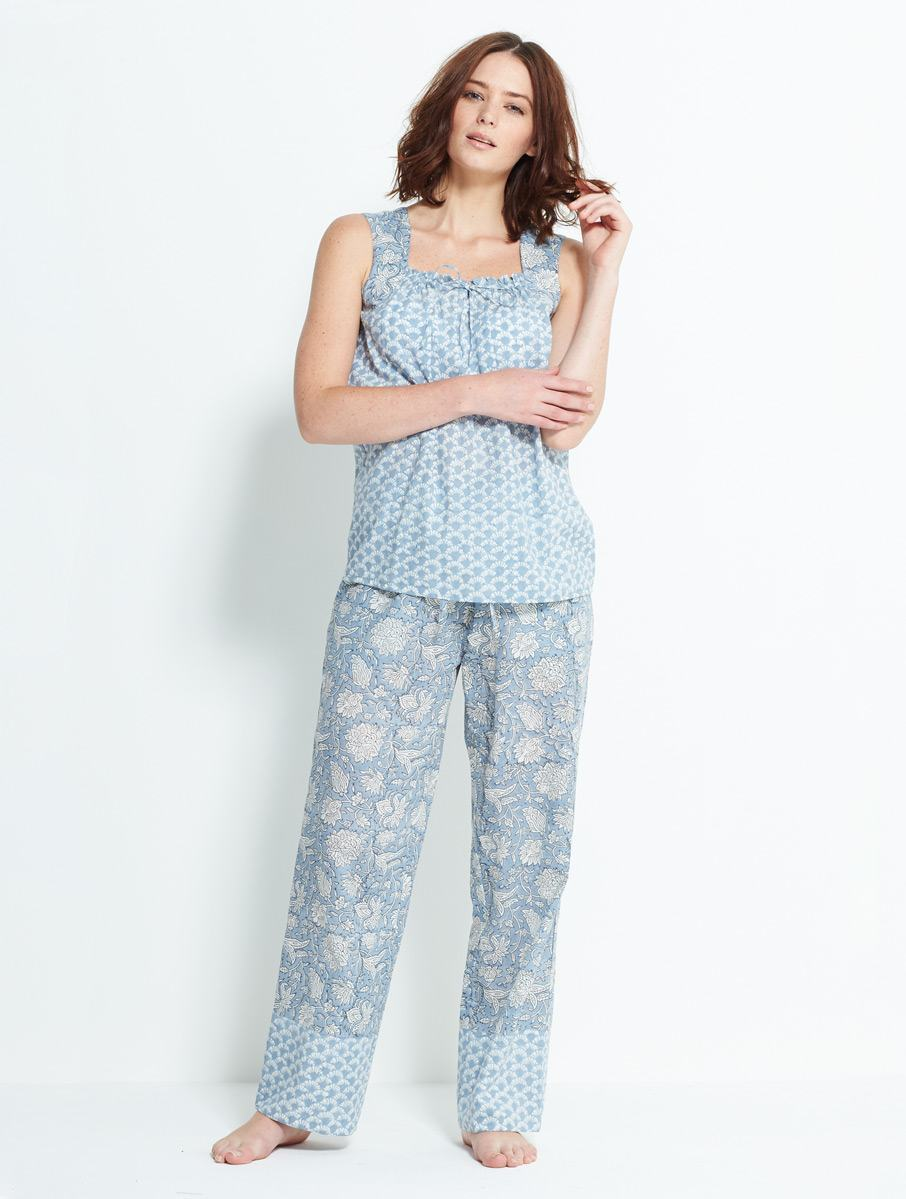 Block Printed Trousers