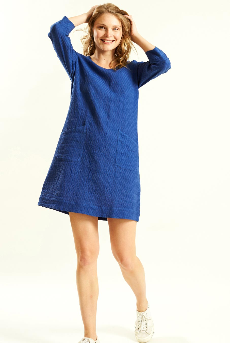 Plain Tunic Dress