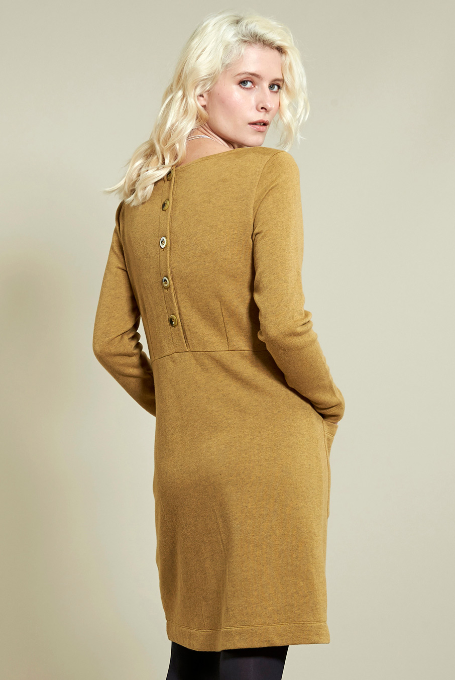 Cosy Tunic Dress
