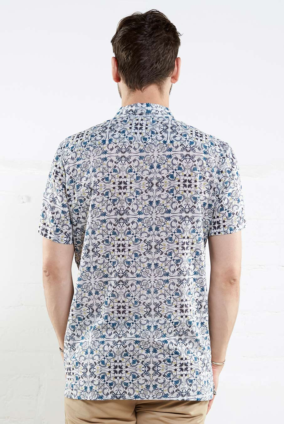 Cotton Tolcarne Shirt
