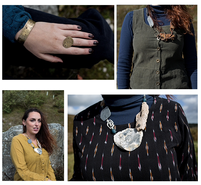 Sarah Drew jewellery and Nomads clothing