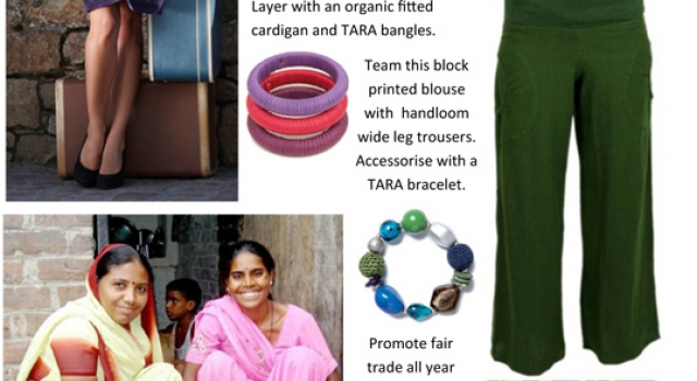 Fair trade fortnight - Nomads Clothing