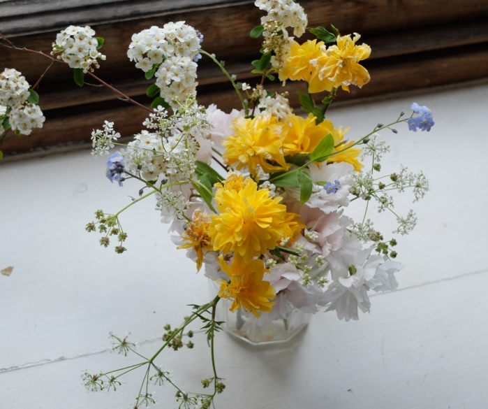 May Day posy