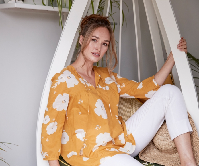The story behind our Hibiscus Print