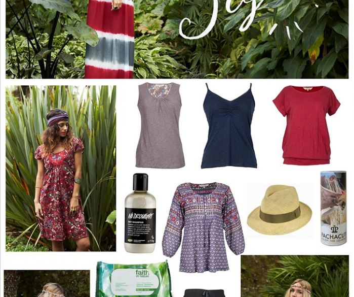 Festival Clothing - Fair Trade clothes