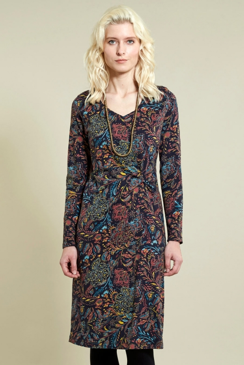 Sienna Twist Detail Amara Dress