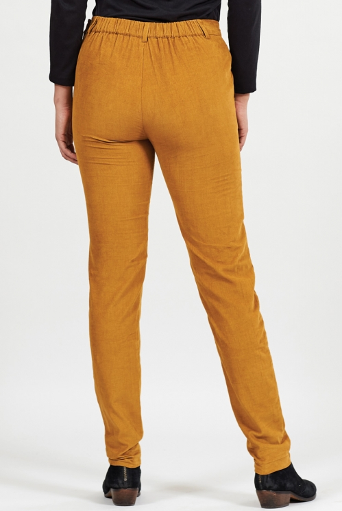 Spice Fair Trade Cord Slim Leg Trousers