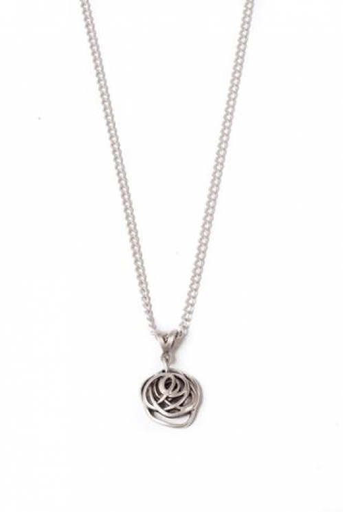 Silver Honey Chain Necklace