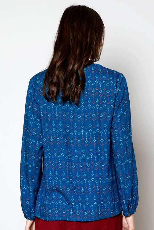 Harbour Ethically Made Sustainable Javari Top