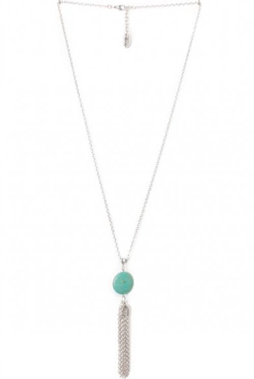 Turquoise Kirsty Necklace