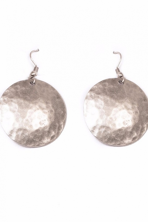 Silver Lorraine Earrings