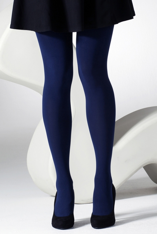 Marine 100 Denier Tights