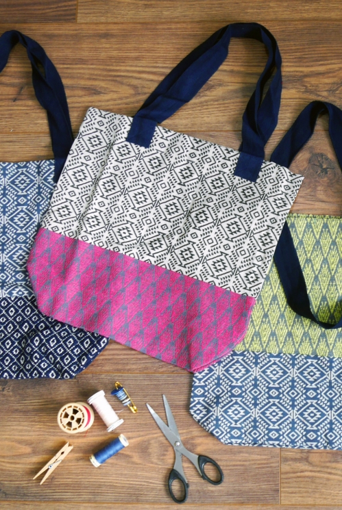 Recycled Cotton Bags