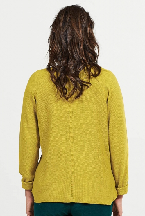 Lemongrass Fair Trade Cosy Relaxed Fit Jumper