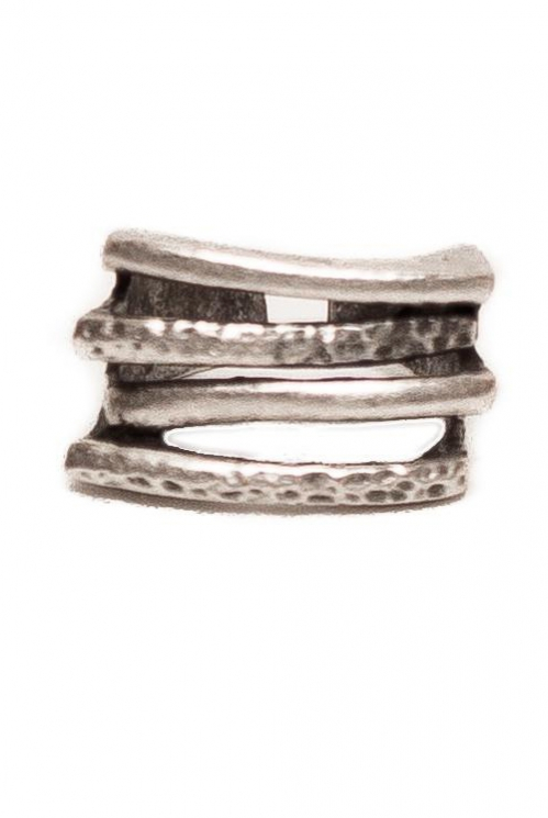 Silver Cindy Ring
