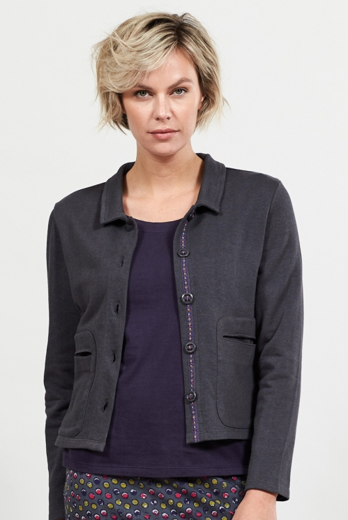 Ash Organic Cotton Jacket