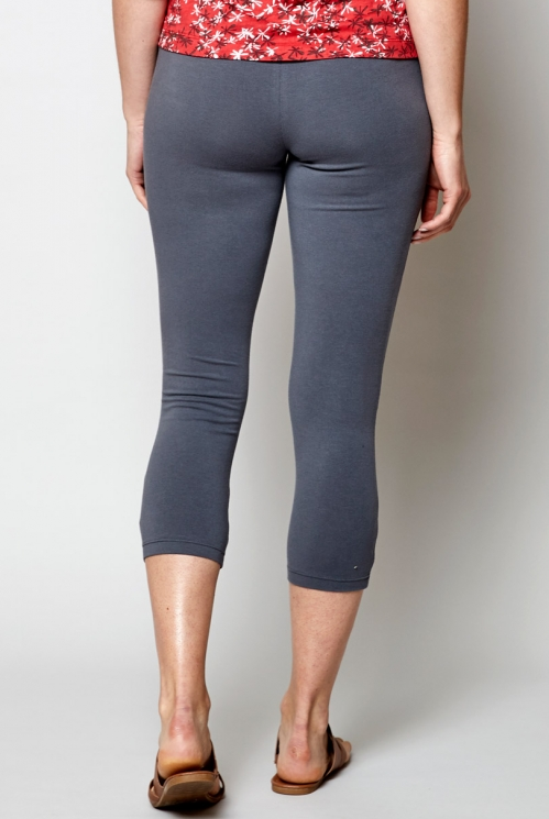 Aniseed Cropped Legging