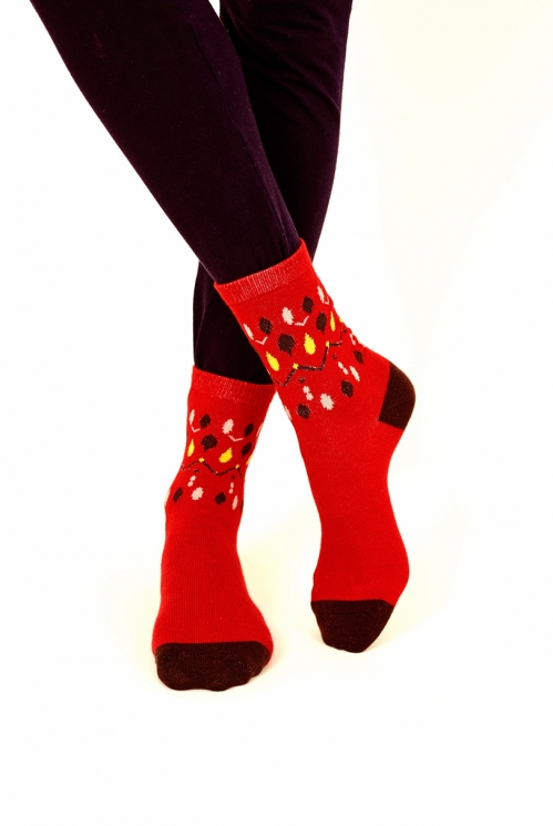 Holly Souk Organic Cotton Socks