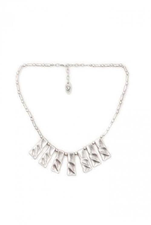 Silver Ava Necklace