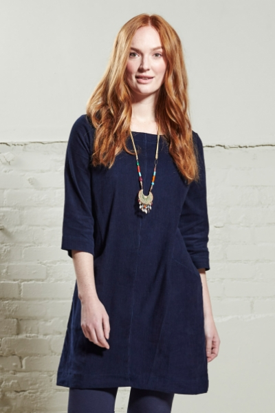 Needlecord Tunic Dress