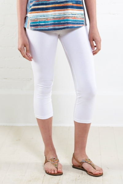 Organic Crop Leggings