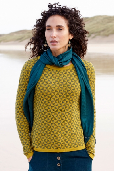 Kite Knit Merino Wool Jumper