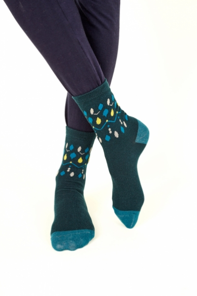 Souk Organic Cotton Socks
