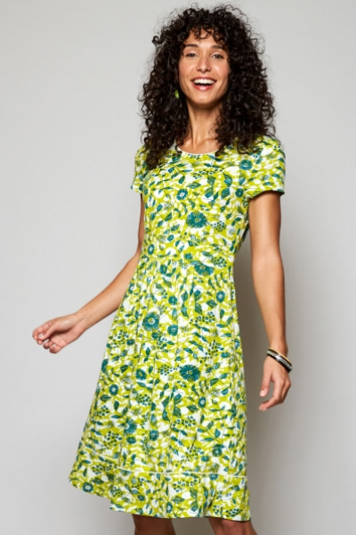 Tresco Organic Cotton Jersey Dress