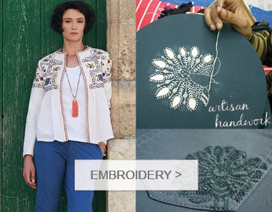 Beautiful Embroidered Tops