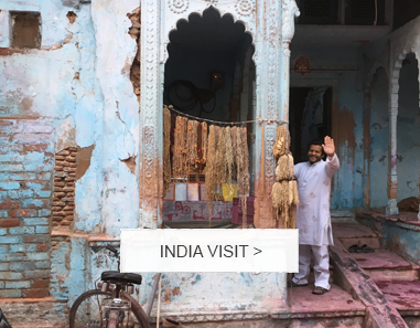Our trip to India