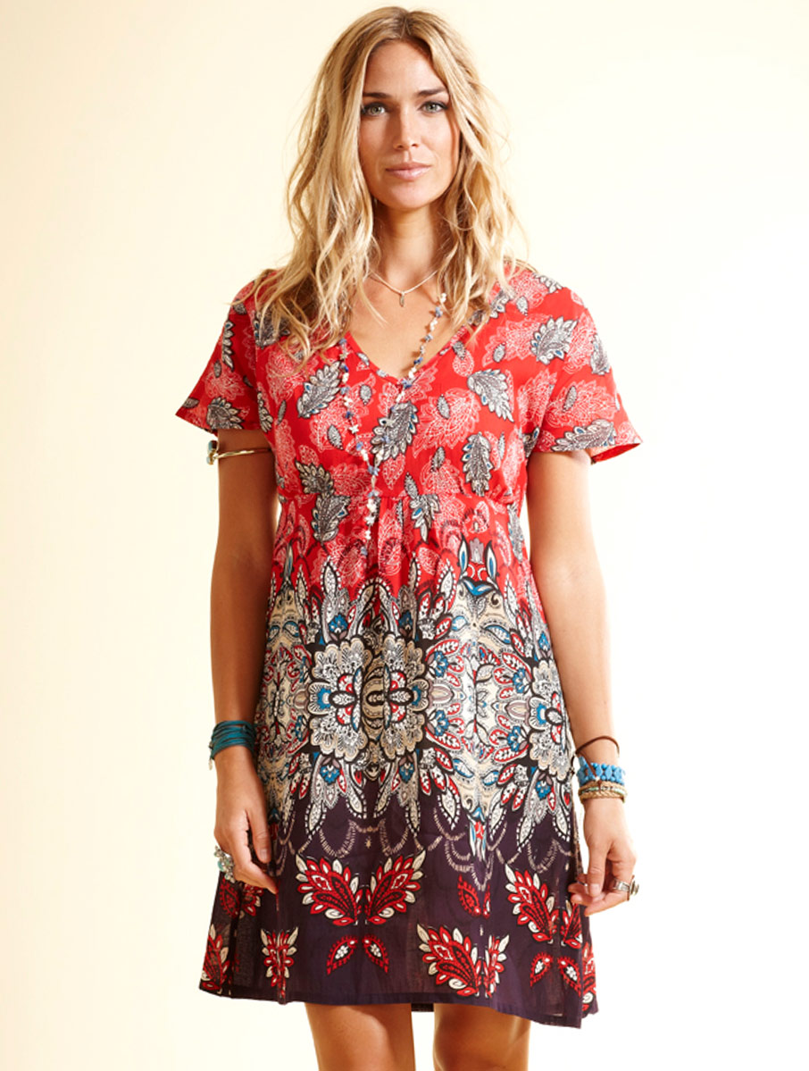 Summer Tunic Nomads Clothing