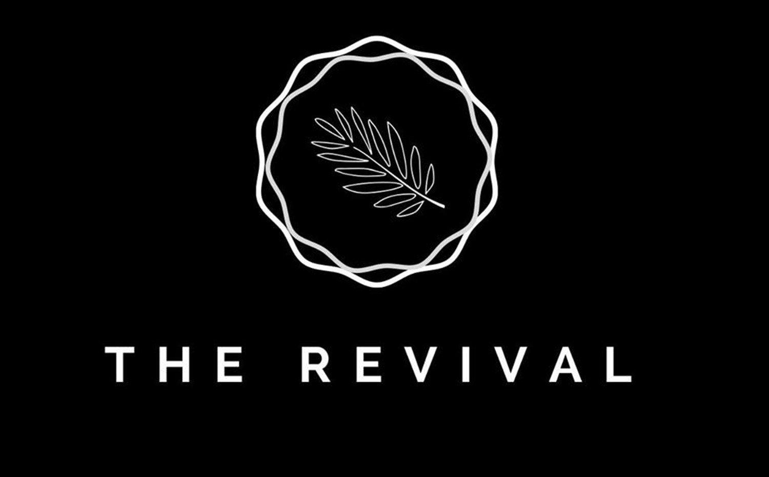 The Revival fashion show logo